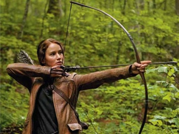 The Hunger Games 2012 เกมล่าเกม